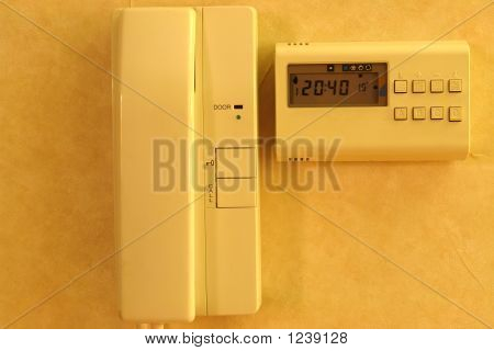 Security And Heating System