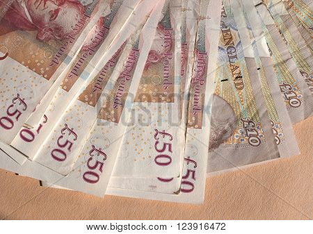 Gbp Pound Notes