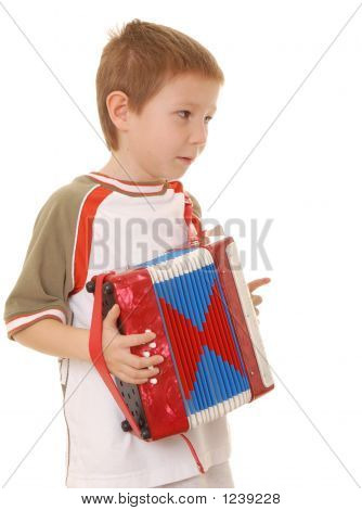 Accordion Boy 16