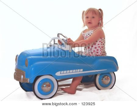 Pedal Car 4016