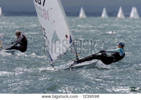 Sailing Laser 01