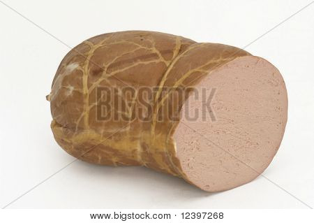 piece of sausage