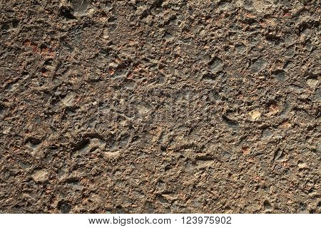 Brown Coarse Textured Surface