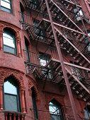 Old Building In Boston, Boston, Ma