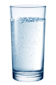 picture of drinking water  - Glass of table - JPG