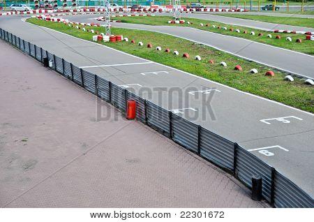 start grid