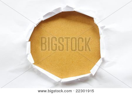 Paper Torn