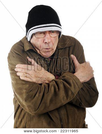 Freezing Senior