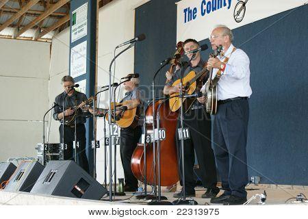 Bluegrass band 2
