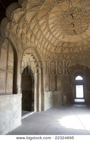 Decorative Vaulted Roof