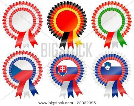 Central European Rosettes