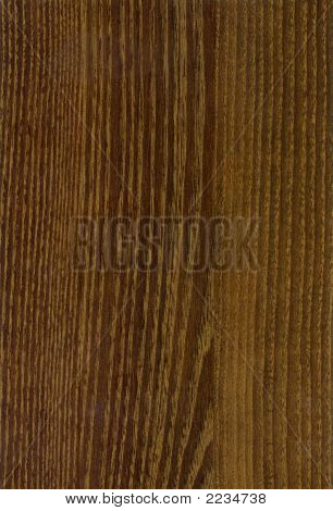 Close-Up Wooden Hq (Thermo Ash) Texture To Background
