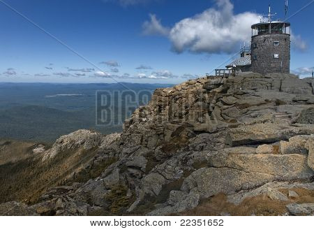Observatory Atop Whiteface Mountain