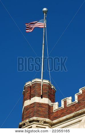Architecture And Flag