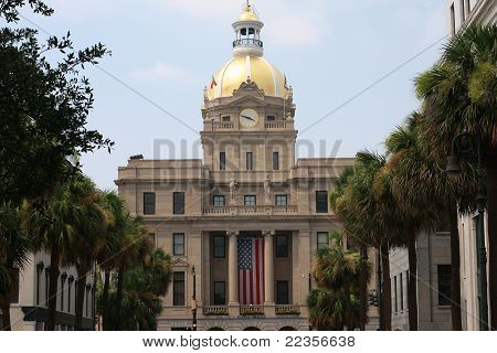 City Hall, Savannah, Georgia