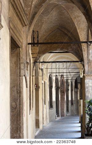 Padova (veneto, Italy), Ancient Portico