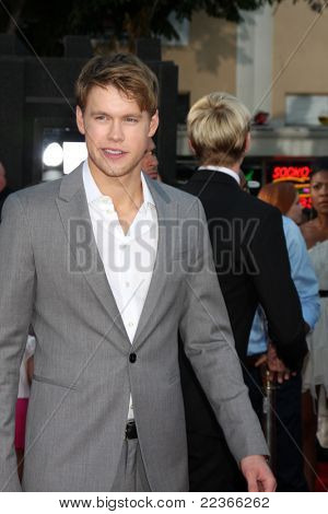 LOS ANGELES - AUG 6:  Chord Overstreet arrives at the
