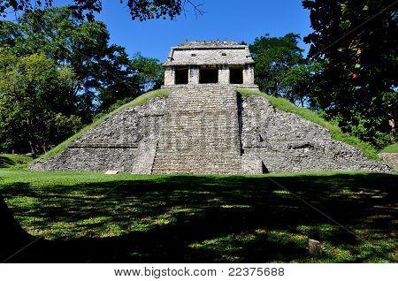 Templo del Conde - Palenque, Chiapas