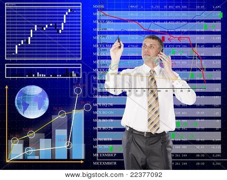 Financial stock