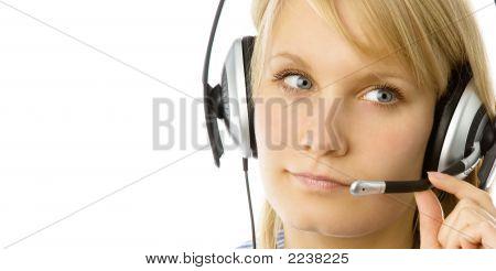 Woman Operator