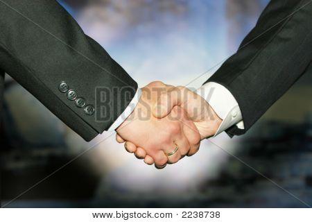 Beste Handshake