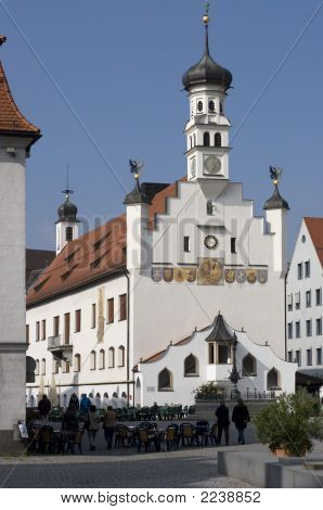 Kempten Townhall And Cafe