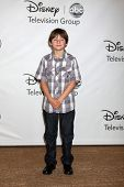Los Angeles aug 7: Jared Gilmore bei Disney/Abc TV Gruppe Sommer Pressetour an die Beve
