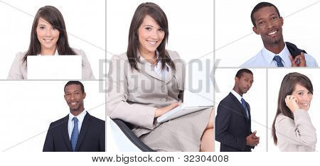 business portraits