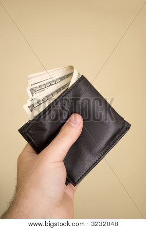 Wallet Full Of Money