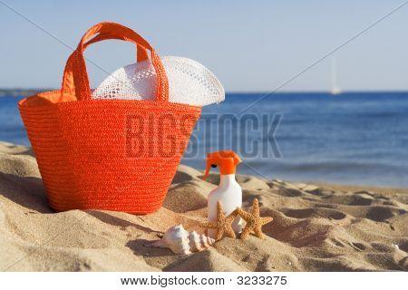 Beach Summer Vacation In Mallorca