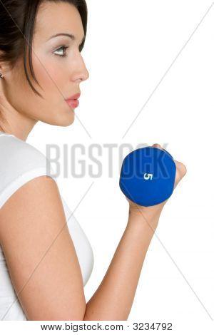 Workout Lady