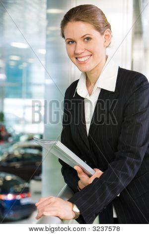 Successful Lady