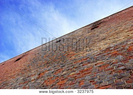 Brick Wall And Prospect 1