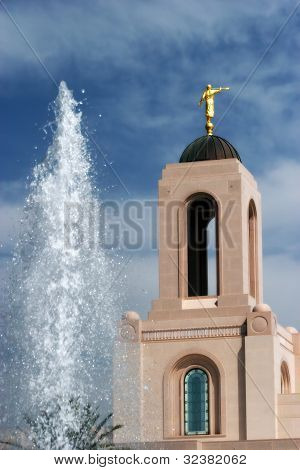 Newport Beach, California LDS Temple (mormon)