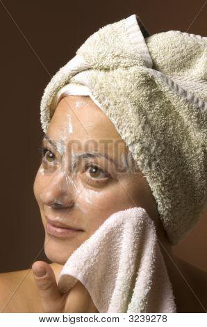Spa Facial Skincare