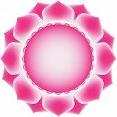 Постер, плакат: Цветок лотоса