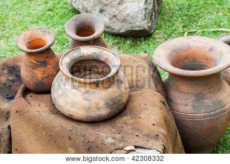 Cruse Pot