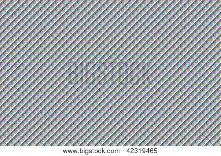 Canvas fabric pattern