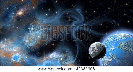 Twin Nebula