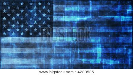 American Technology Business Industry