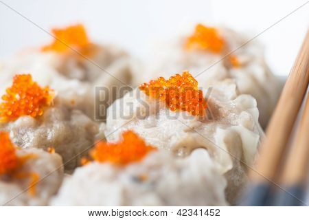 shumai Chinese dumpling