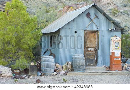 Nelson Ghost Town