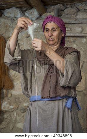 Palästinensische Weber