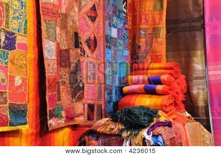 Traditional Oriental Fabrics