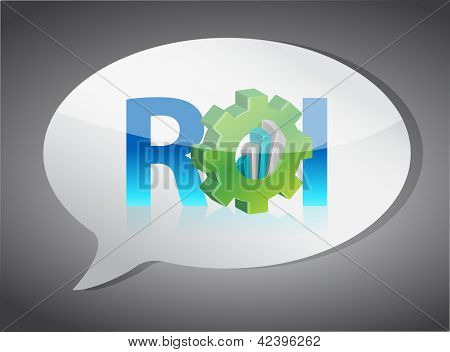 Roi Speech Bubble