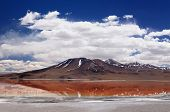 foto of eduardo avaroa  - Bolivia the most beautifull Andes in South America - JPG