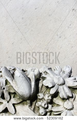 Blank Stone Background