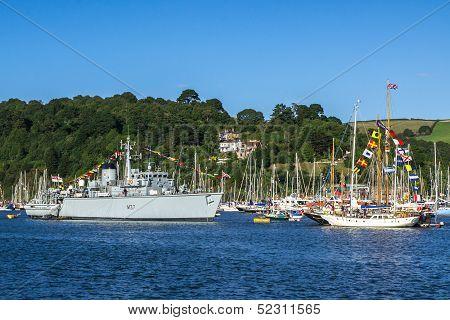 Dartmouth Regatta Flagship