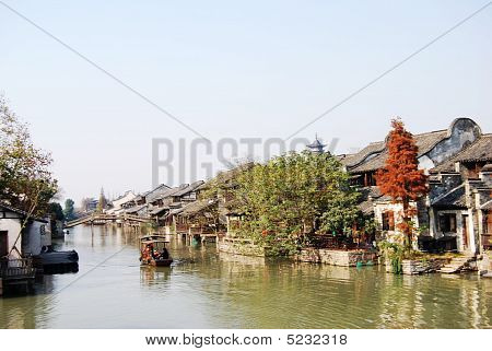 Ancient town of China