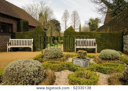 Petersfield Physic Gardens